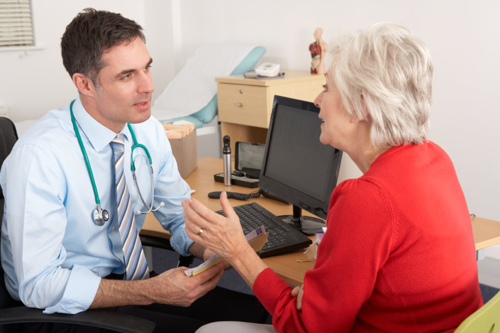 Register as a carer with your GP