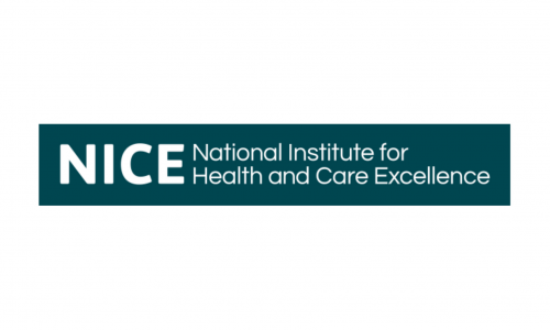 National Institute for Health and Care Excellence Logo