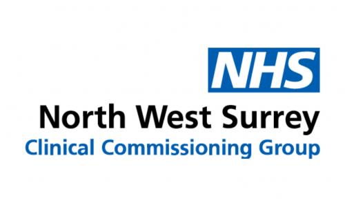 North West Surrey CCG Logo