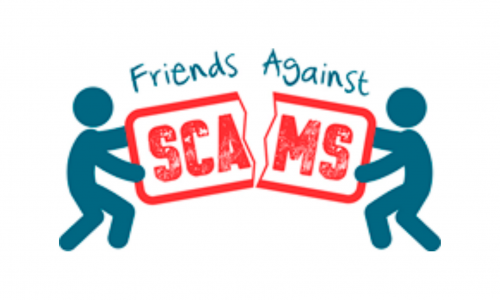 Friends Againts Scams logo