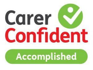 Carer Confident Scheme Logo