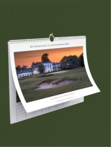 Effingham Golf Club calendar