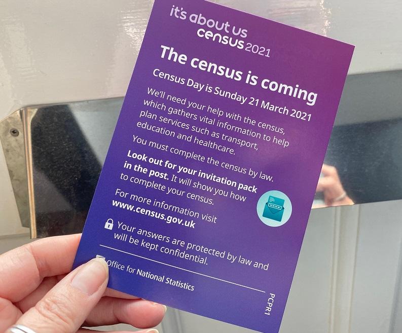 census-card