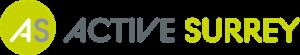 logo for Active Surrey