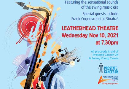 Big Band Flyer Leatherhead Rotary