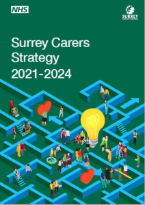 Carer strategy cover